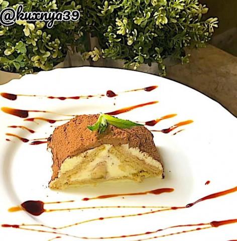 Бомбически вкусный десерт
