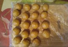 Ладду - конфеты из нутовой муки - фото приготовления рецепта шаг 5