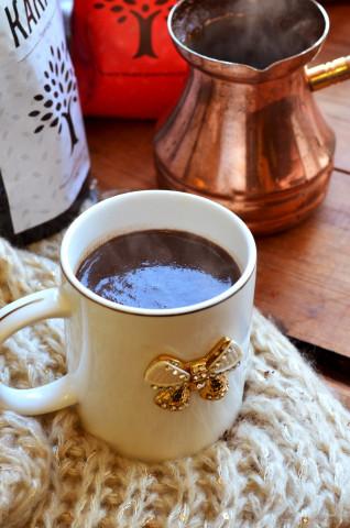 Горячий шоколад с кэробом