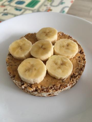 Орехово-банановый десерт