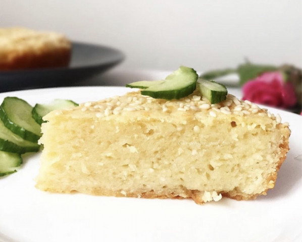 Сырный пирог 🥧 🧀🧀🧀