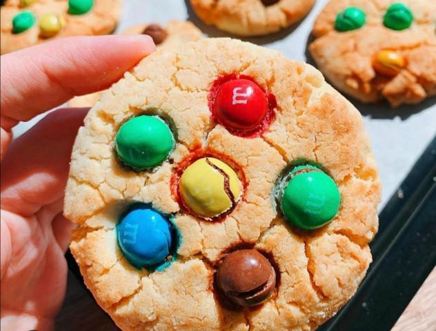 Печенье M&M's