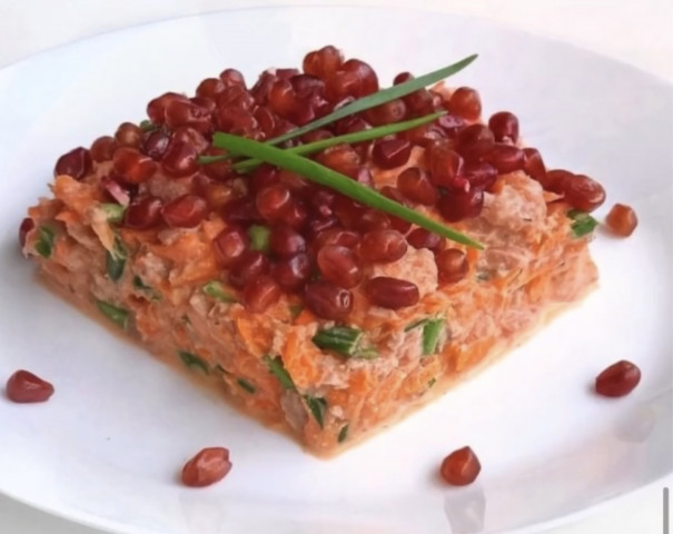 Самый вкусный и быстрый салат
