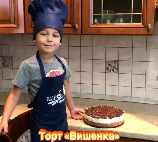 """Торт """"Вишенка"""""""