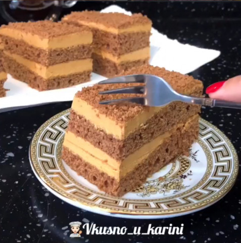 """Торт """"КАПУЧИНО"""""""