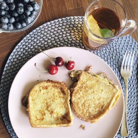 Французские тосты для идеального завтрака