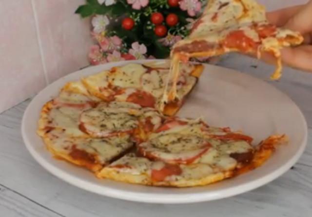 Пицца за 15 минут