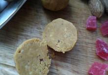 Ладду - конфеты из нутовой муки - фото приготовления рецепта шаг 7