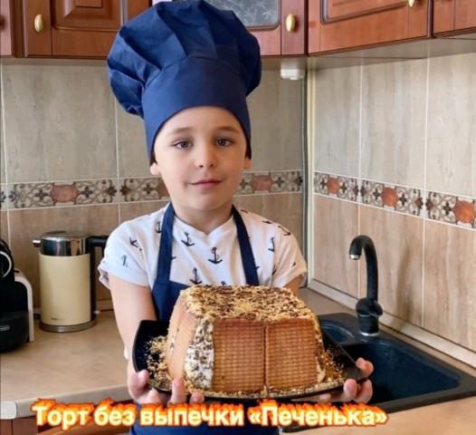 "Торт ""Печенька"""