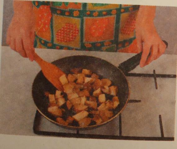 Филе курицы, запечённое с грибами