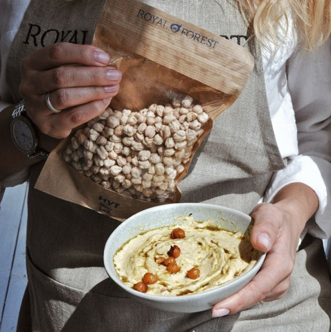 🌱Рецепт хумуса с петрушкой