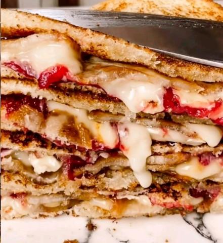 Сэндвич к завтраку
