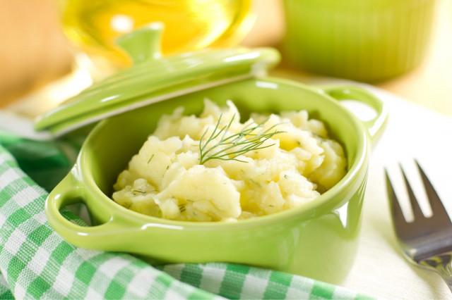 картофельное пюре по-миннесотски