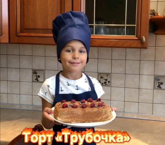 """Торт Трубочка"""""""