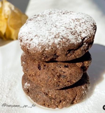 Печенье из чернослива