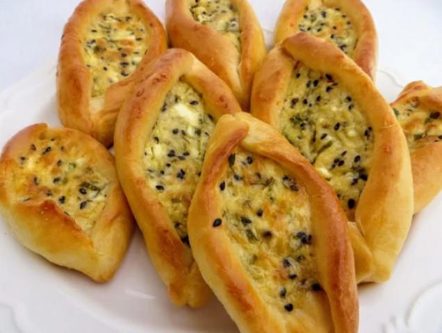 Ливанские пирожки с сыром