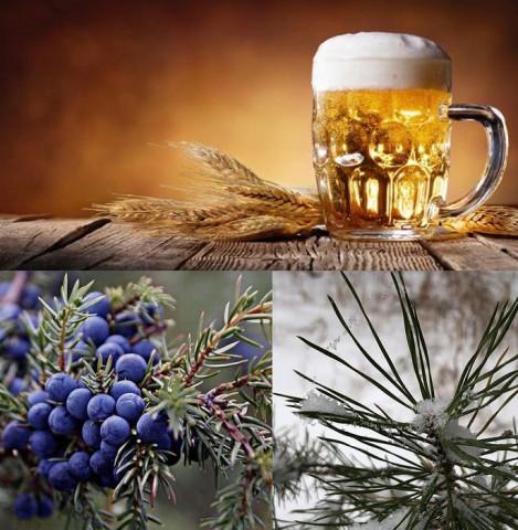 Пиво праздничное-новогоднее