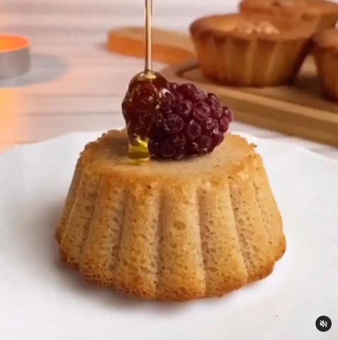 Яблочный десерт из 3х ингредиентов