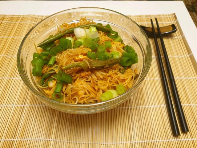 ПП-Рисовая лапша по-азиатски