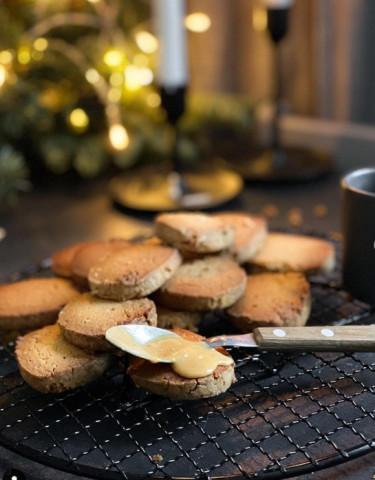 Арахисовые печеньки