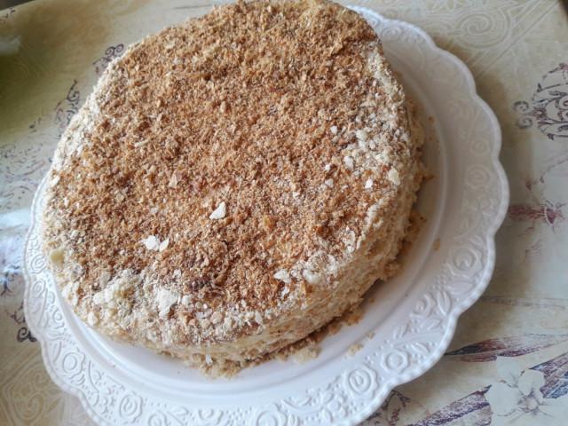 Тортик Наполеон