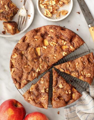 Рецепт домашнего яблочного пирога