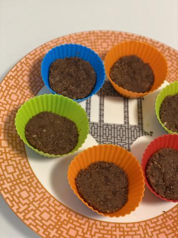 ПП пирожные без выпечки