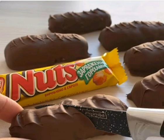 ПП-БАТОНЧИКИ «NUTS»🌰🍫