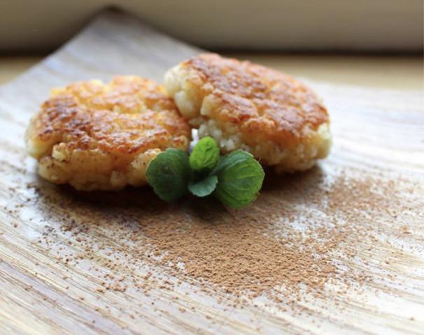 Сырники из тофу (Тофники)