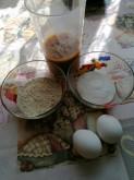 ПП вафли - фото приготовления рецепта шаг 1