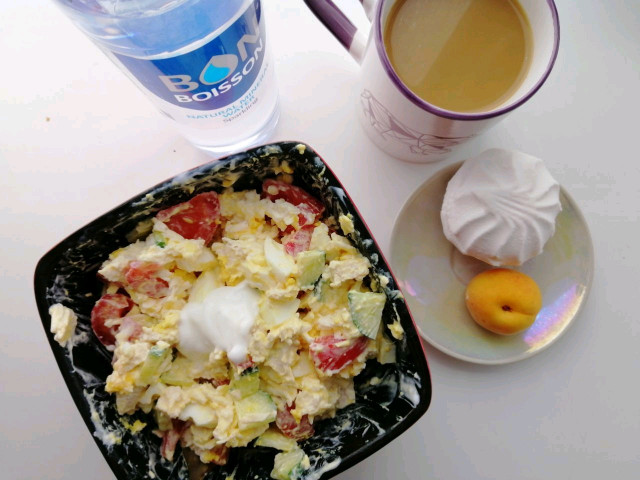Лёгкий салат