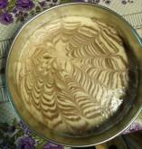 "Пирог ""Зебра"" 🦓😜😋 - фото приготовления рецепта шаг 5"