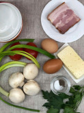 Завтрак выходного дня - фото приготовления рецепта шаг 1