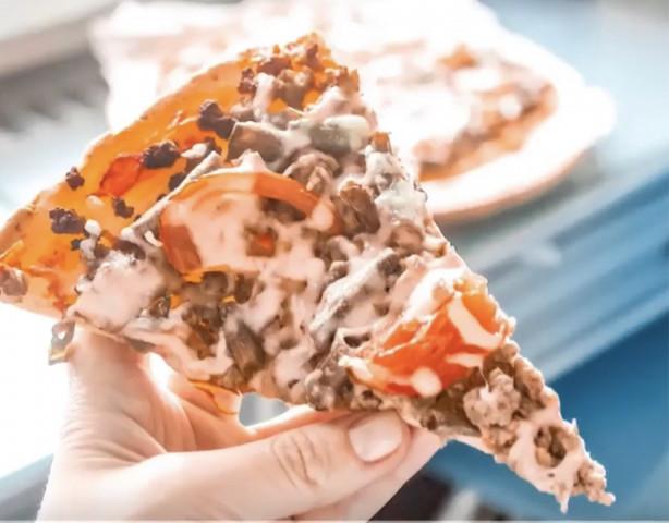 Домашняя ПП-пицца