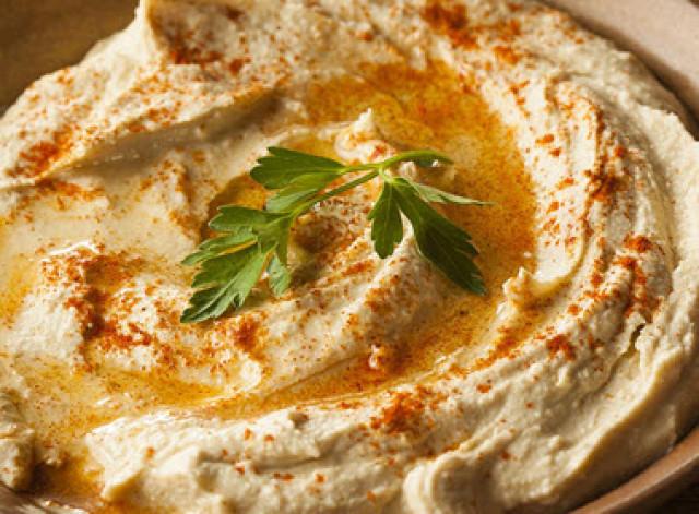 Хумус из урбеча
