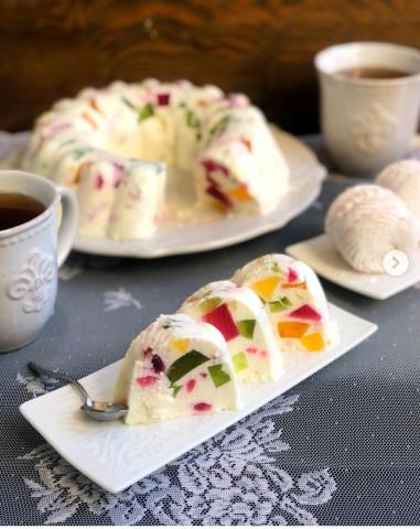 Десерт Битое стекло🍧