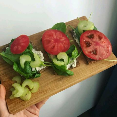 Воскресные ПП бутербродики