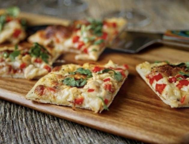 Ηeжнeйшaя пиццa бeз муки