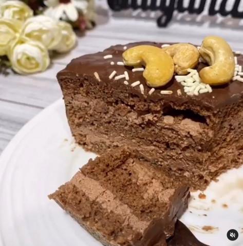 Мини-торт Трюфель за 10 минут