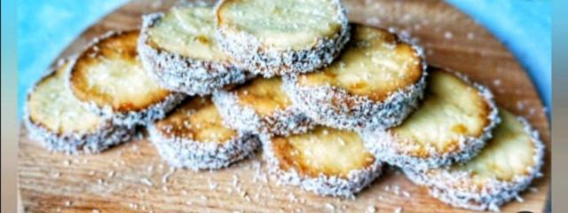 Печенье с варёной сгущёнкой