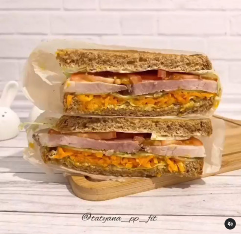 ПП-сэндвич