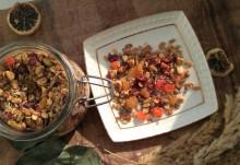 Домашняя гранола - фото приготовления рецепта шаг 8