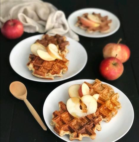 Яблочные ПП - вафельки