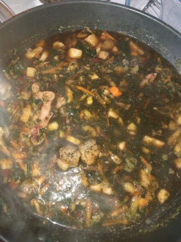 Ведьмен суп