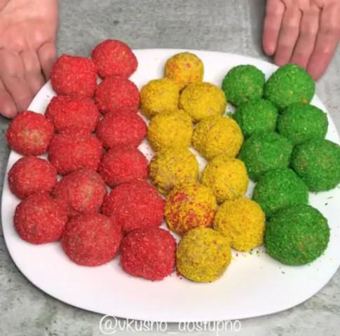 Печенье из трёх ингредиентов