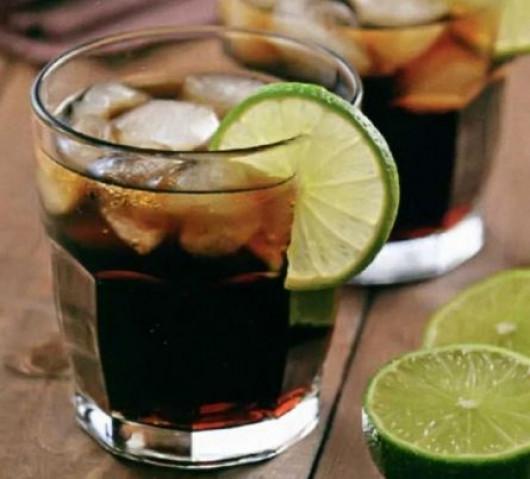 Ром с кока-колой