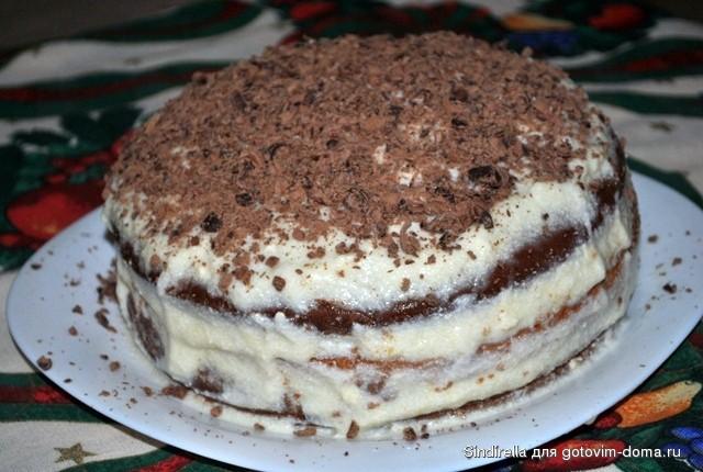 """Торт """"Пиковая дама"""""""