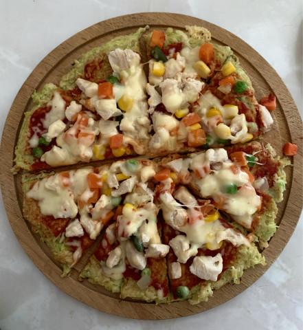 Пицца из кабачка