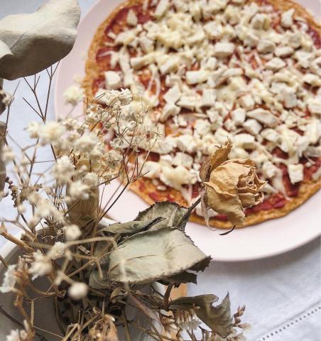 Пп пицца на сковородке