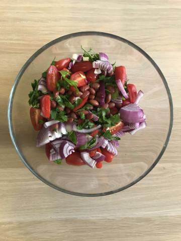 Вкуснейший салат за 10 минут